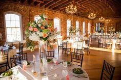 Melrose Knitting Mill Raleigh wedding venue
