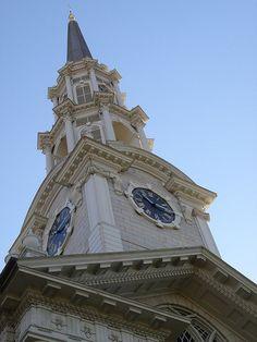 Unitarian Church, Providence, RI