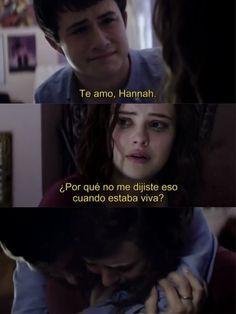 Resultado de imagen para hannah baker frases en español tumblr