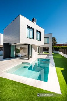 Modern Architecture Design, Modern House Design, Dream Mansion, Dream House Interior, Home And Deco, House Goals, Home Fashion, Future House, Luxury Homes