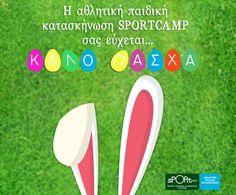 #HappyEaster #SportcampKids