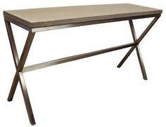 James De Wulf Xavier Console Table