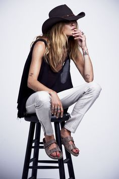Rock 'n' Roll Style ✯ June Ecatalog Sneak Peek | Free People Blog #erinwasson