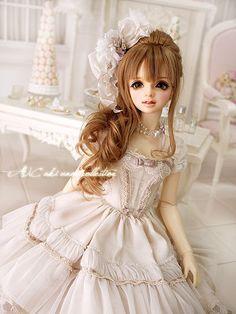 Auc aki unoa doll collection http://multi.main.jp/aki/index.html