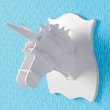 Bildergebnis für cardboard UNICORN head templates