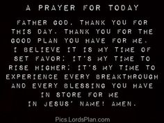 A Thanks giving Prayer to Jesus