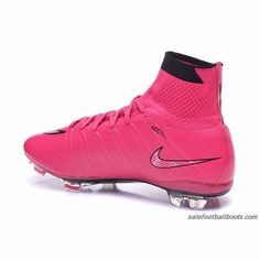 Nike Mercurial Superfly FG Firm Ground Pink Silver Black  105.99 Superfly edf6feabf25db