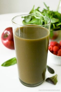 Vitamix Smoothie Recipe: Ruby Emerald