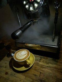 Latte everyday :) #simonellimusica