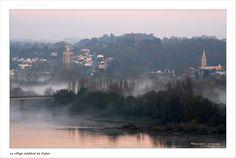 Le village de Oudon dès potron-minet   Flickr - Photo Sharing!