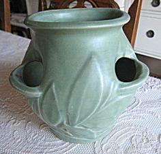 Antique McCoy Pottery Herb Jar (McCoy Pottery) at More Than McCoy