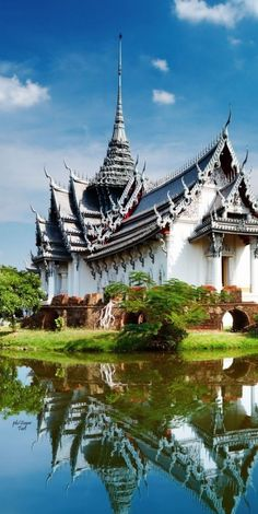 Sanphet Prasat Palace, Bangkok, Thailand  Travel to Bangkok in Thailand to enjoy amazing holidays in Asia. Bangkok City offers the best in shopping, architecture, food and nightlife.  --  Have a look at http://www.travelerguides.net