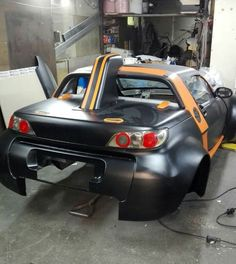 Smart Roadster Coupe, Plane Engine, Car Restoration, Smart Car, Rat Rods, Custom Cars, Cars And Motorcycles, Minis, Planes
