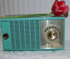 my new radio!