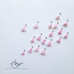 spielkkind's photo on Instagram #romantic #pink #flowers