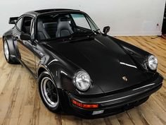 1989 Porsche 911 (930) Turbo G50 Coupe Slate Grey - 1989