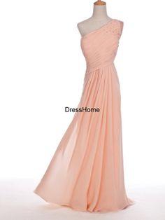 long bridesmaid dress,one-shoulder bridesmaid dress,prom dress long ,one-shoulder prom dress