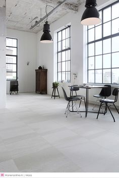 Mosa murals blend bright white stonematt bright white gloss 30 mosa tegels vloeren flooring interieur interior idea inspiration ppazfo
