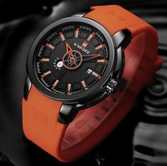 Cheap Men's Watches That Look Expensive Amazing Watches, Beautiful Watches, Cheap Watches For Men, Titanium Watches, Mechanical Watch, Watches Online, Automatic Watch, Sport Watches, Digital Watch