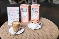 For Happy Happy Soy Boy. Photographed on location in Sydney. Coffee Origin, Sydney, Social Media, Content, The Originals, Tableware, Boys, Happy, Photography