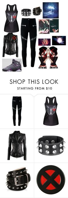 """""""Maxine Summers"""" by ironkyle ❤ liked on Polyvore featuring Givenchy, Jitrois, Retrò and Barbara Bui"""