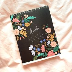 Stockists of the best range of Rifle Paper Co Stationery & Cards in the UK. Beautiful illustrations and attention to detail make their stationery truly unique! Rifle Paper Company, Life Organization, Stationery, Doodles, Bullet Journal, Canning, November, Illustration, Parlour