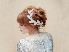 Holiday Hair Accessories, Clips, and Crowns