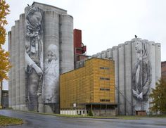 Urban art by Guido Van Helten for UPEA Street Art Festival 2017 in Finland (photo by Erho Aalto) All Entries Archives - Mr Pilgrim Spanish Artists, Street Art Graffiti, Urban Graffiti, Art Festival, Festival 2017, Italian Artist, Australian Artists, Mural Art, Nature Pictures