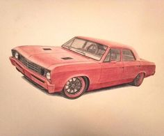 I don't think we've ever posted the rendering of Sam Farrington's 67 Chevelle four door that we are building.  Pushing forward on it hard this winter!  6.2 LS power Detroit Speed suspension Bowler T56 Magnum trans Baer brakes Vintage Air Forgeline wheels  @saminator67  @fantastic_4_door @debington #bowlertransmissions #dse #ricke1057 #baerbrakes #mastmotorsports #chevellefactory #protouringdotcom #forgeline #dakota_digital by tdskreations