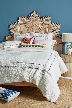 Slide View: 1: Embellished Drift Quilt