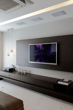 Modern Tv Wall Units with Fireplace . Modern Tv Wall Units with Fireplace . Custom Modern Wall Unit Made Pletely From A Printed Modern Tv Unit Designs, Modern Tv Units, Modern Tv Wall, Simple Tv Unit Design, Tv Cabinet Design Modern, Lcd Unit Design, Tv Wall Design, Design Case, House Design