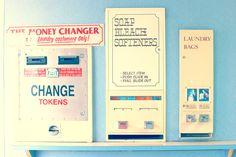 vintage laundromat soap machine - Bing Images