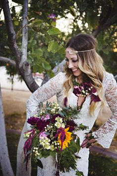 Colourful Bohemian Wedding | Jane Z Photography | Bridal Musings Wedding Blog