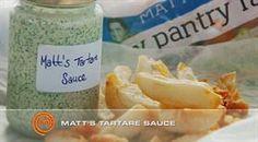 The Essential… Matt's Tartare sauce