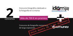 Menos de una semana para los concursos de Idiom Artículos Fotográficos. En el de nocturna estará @mariorubio como jurado.  Menys d'una setmana per als concursos d'Idiom Artículos Fotográficos. Al de nocturna hi serà @mariorubio com a jurat.  http://blog.articulosfotograficos.com/2-concursos-fotograficos-con-mas-de-700e-en-premios.html