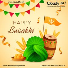 Are you looking for cheap web shared hosting at affordable prices and unlimited features? Happy Baisakhi, Indian Festivals, Harvest, The Cure, Joy, Clouds, Coupon, Wordpress, Events