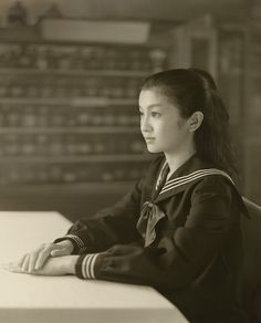 "A study of the ""Colette in Profile"" 2009 : Hisaji Hara"