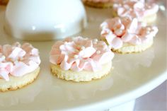 Preciosas galletas con cobertura / Lovely iced cookies