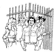 Dukes of hazzard Coloring Pages - Coloringpages1001.com