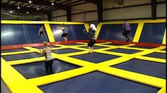 Air-obics...that is awesome. Going to have to remember it and try it outside on the kids trampoline.