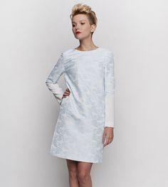 Szyjemy Sukienki Wedding Gowns, Cold Shoulder Dress, White Dress, Casual, Shopping, Dresses, Fashion, Homecoming Dresses Straps, Vestidos