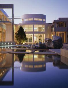 Getty Center: Richard Meier