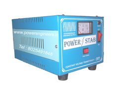 Buy Best constant voltage Transformer and Stabilizer from Powerengineers