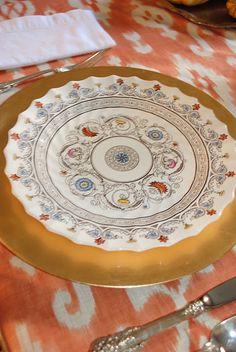 beautiful china pattern
