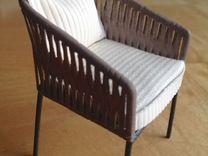 Dollhouse Chair, no. 3, 3d printed, miniature 1:12