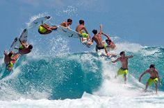 Surfing superstar Jordy Smith