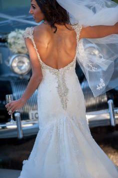 Steven Khalil, Wedding Dress