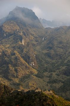 inca trail, peru #nature #photography  This world is really awesome. The woman who make our chocolate think you're awesome, too. Please consider ordering some Peruvian Chocolate today! Fast shipping! http://www.amazon.com/gp/product/B00725K254