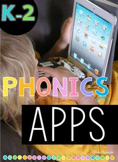 Phonics apps for the
