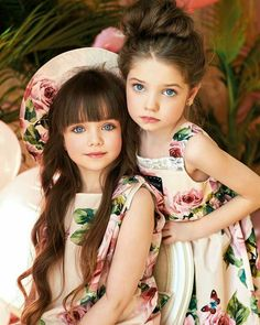 Beautiful Little Girls - Her Crochet Pretty Kids, Beautiful Little Girls, Beautiful Children, Beautiful Eyes, Beautiful Babies, Cute Kids, Cute Babies, Beautiful Pictures, Kind Photo